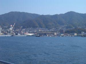 海上自衛隊・艦艇部隊の所在地紹介その4・広島県呉市