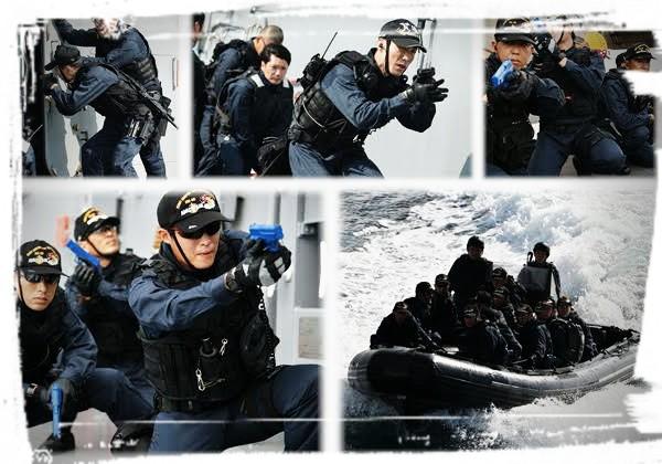海上自衛隊の護衛艦勤務 ~多種多様な仕事、立ち入り検査隊と特別警備隊~
