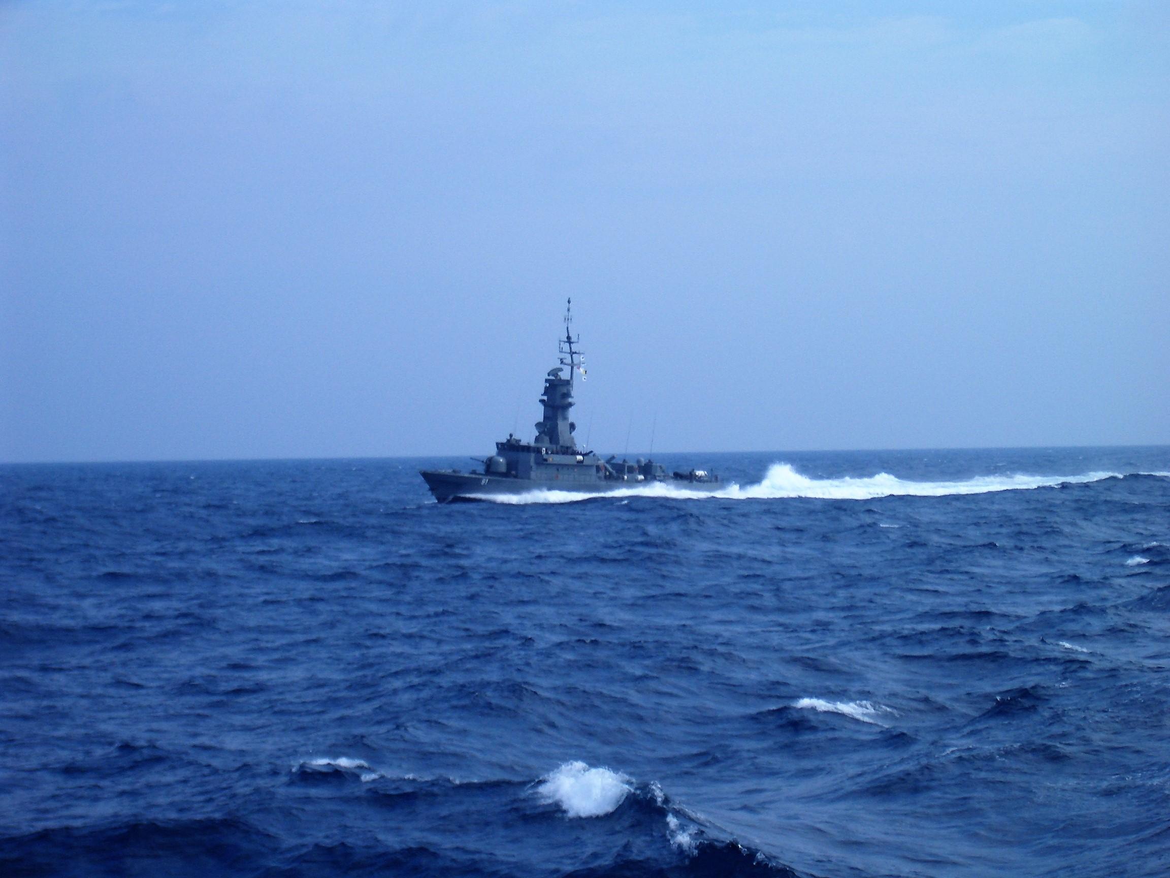 国際貢献、海外派遣希望なら海上自衛隊が一番❕❕